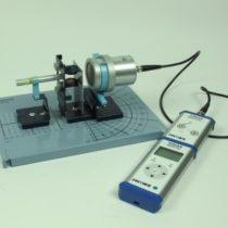Kompletny zestaw eksperymentalny: Zachowanie promieni gamma w polu magnetycznym