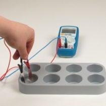 Kompletny zestaw eksperymentalny: Ciśnienie osmotyczne roztworu