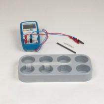 Kompletny zestaw eksperymentalny: Niemetaliczne ogniwa galwaniczne