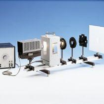 Kompletny zestaw eksperymentalny: Rezonans fluorescencyjny sodu