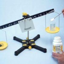 Kompletny zestaw eksperymentalny: Wyznaczanie gęstości cieczy za pomocą areometru