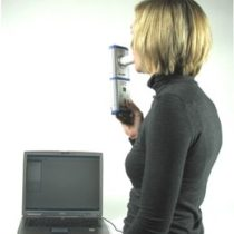 Kompletny zestaw eksperymentalny: Rozpoznanie choroby płuc (FEV) z Cobra4