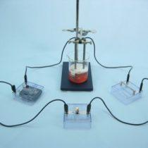 Kompletny zestaw eksperymentalny: Przewodność wody