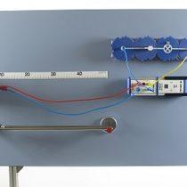 Kompletny zestaw eksperymentalny: Energia elektryczna z energii wiatrowej - wpływ liczby łopatek wirnika