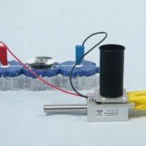 Kompletny zestaw eksperymentalny: Przemiana energii wewnętrznej na energię kinetyczną