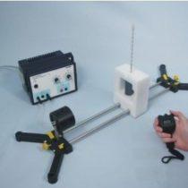 Kompletny zestaw eksperymentalny: Ogrzewanie wody w kolektorze słonecznym