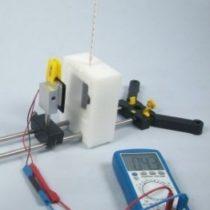 Kompletny zestaw eksperymentalny: Promieniowanie cieplne i efekt cieplarniany