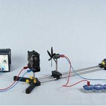 Kompletny zestaw eksperymentalny: Energia elektryczna z energii wiatrowej