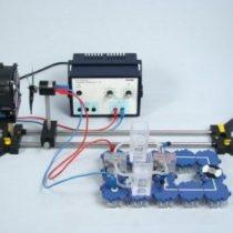 Kompletny zestaw eksperymentalny: System wiatrowo-wodorowy