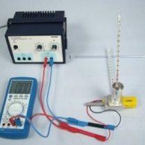 Kompletny zestaw eksperymentalny: Zjawisko Peltiera: Pompa ciepła