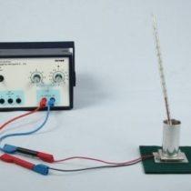Kompletny zestaw eksperymentalny: Eksperyment modelowy dotyczący wykorzystania energii wewnętrznej otoczenia dla pompy ciepła Peltiera