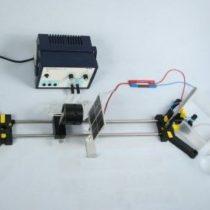 Kompletny zestaw eksperymentalny: Pompowanie wody z wykorzystaniem energii słonecznej