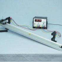 Kompletny zestaw eksperymentalny: Energia potencjalna i kinetyczna z wykorzystaniem Licznika 2-1