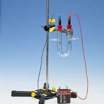 Kompletny zestaw eksperymentalny: Elektroliza wody