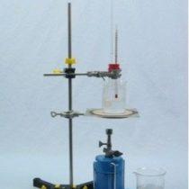 Kompletny zestaw eksperymentalny: Rozszerzalność cieczy i gazów