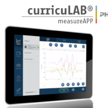 CurricuLAB measureAPP