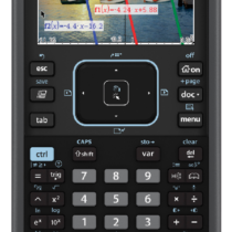 Kalkulator graficzny TI-Nspire CX CAS, Texas Instruments