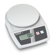 Kompaktowa waga Kern EMB, 500 g : 0,1 g
