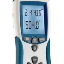 Termohigrometr na podczerwień -50...+500°C, 0...100% RH, złącze USB