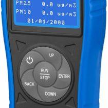 Holdpeak 5800D – przenośny detektor cząstek PM2.5/PM10, analizator gazów z podświetlanym monitorem