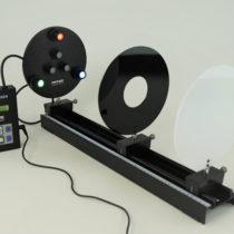 Lampa LED do mieszania barw wraz z kontrolerem